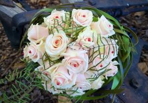 Hochzeitsstrauß, Blumenstrauß