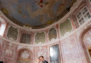 Schloss Martinskirchen, Hochzeit